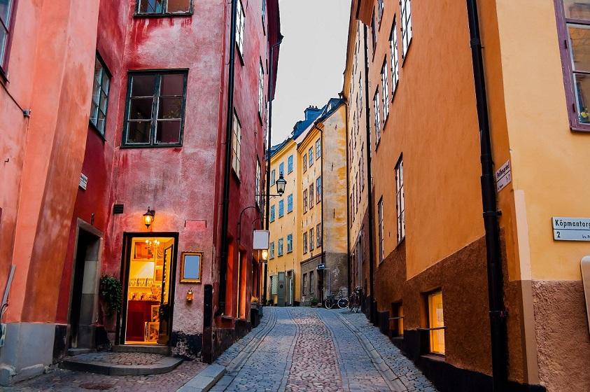 gade i gamla stan