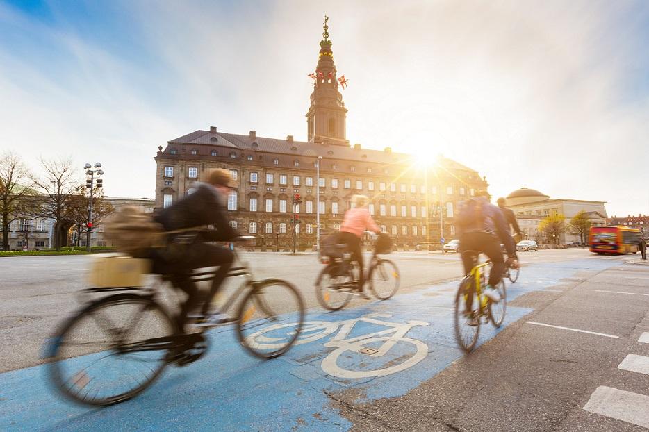 cykelsti i københavn