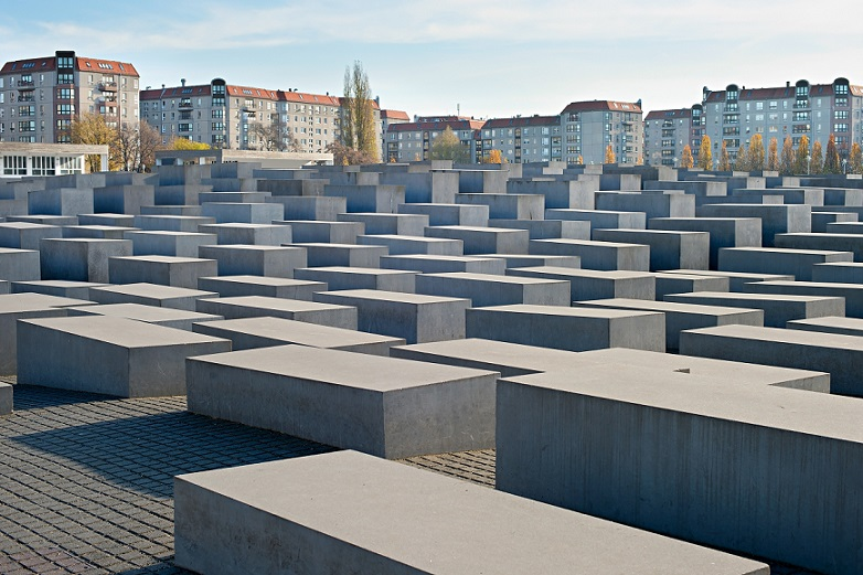 Mindesmærke for Europas myrdede jøder