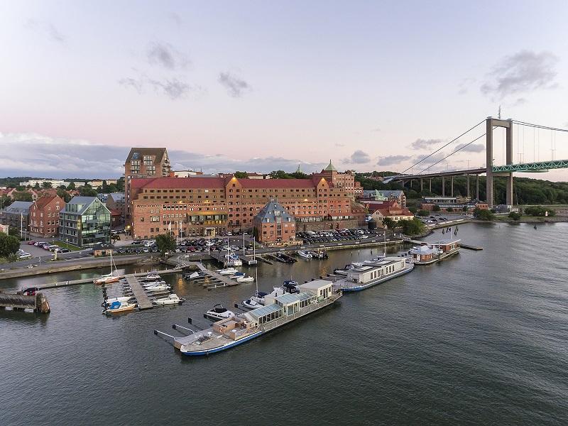 best western plus hotel water i gøteborg fra havnen