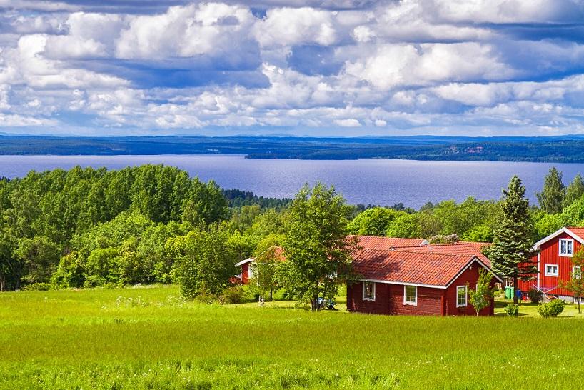 sydsvensk landskab