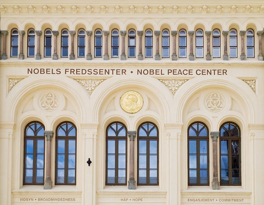 nobels fredscenter
