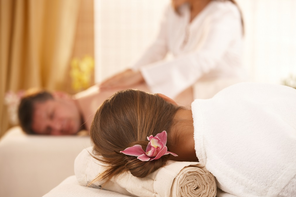 par der får massage